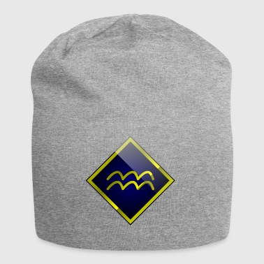 Aquarius astrology horoscope - Jersey Beanie
