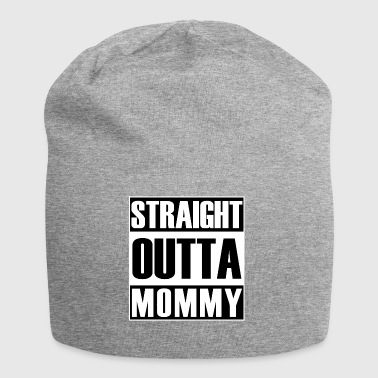 Straight Outta Mommy - Jersey-Beanie