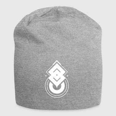 Abstract symbol - Jersey Beanie