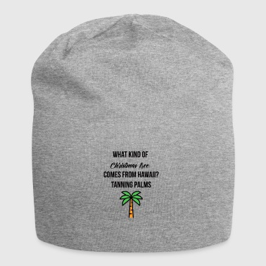 Christmas tree from Hawaii - Jersey-Beanie
