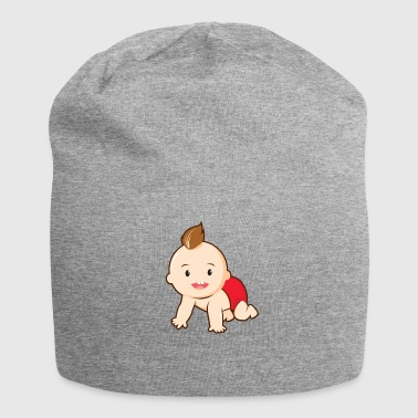 Iroquois baby. Gift idea. - Jersey Beanie