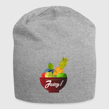 Fruit Bowl Colorful - Jersey Beanie