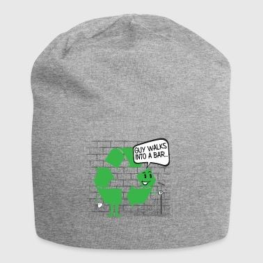 43 GUYS WALK INTO A BAR - Jersey Beanie