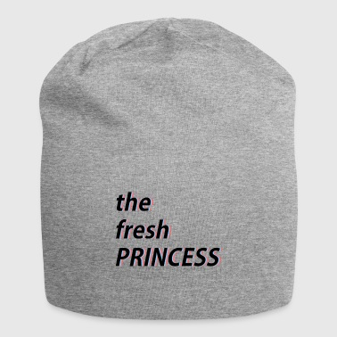 frisk prinsesse! - Jersey-Beanie