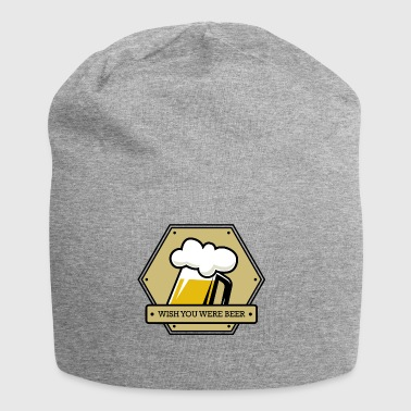 Beer drink drink beer gift funny - Jersey Beanie