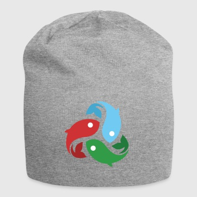 They fished fish - Jersey Beanie