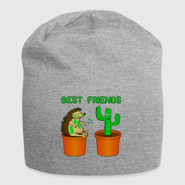 Ricci e Katus - Best Friends - Beanie in jersey