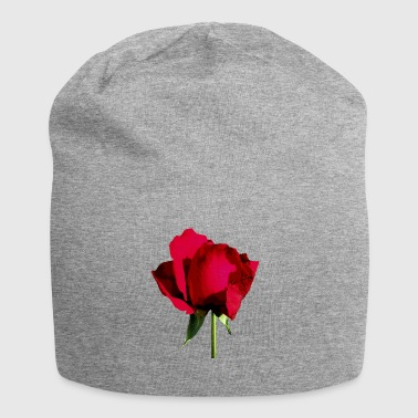 rose - Jersey Beanie
