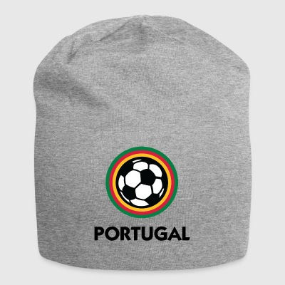 Portugal Football Emblem - Jersey-Beanie