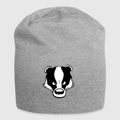 Angry Badger - Jersey Beanie