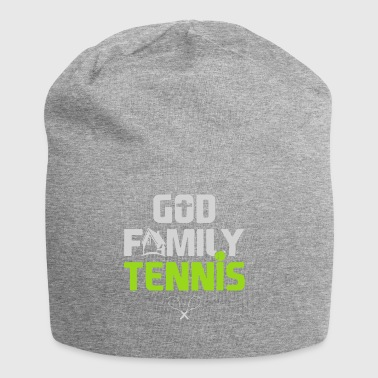 GOD FAMILY TENNIS - Jersey Beanie