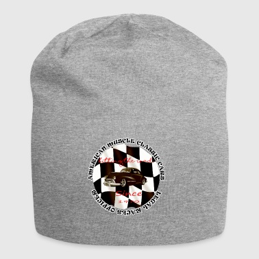 american muscle cars - Jersey Beanie