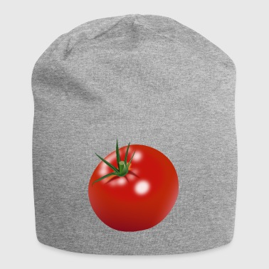Saftige Tomate - Jersey-Beanie