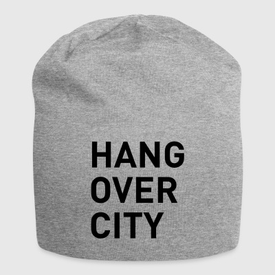 HANGOVER CITY - Beanie in jersey