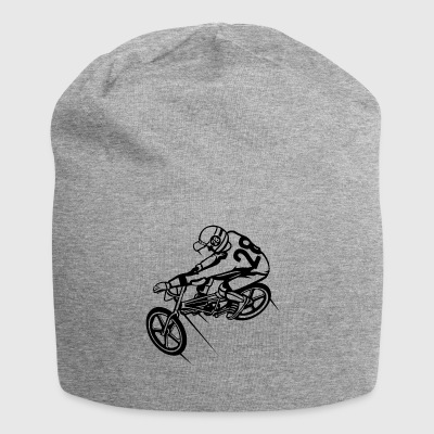 BMX Bicycle / Bike 01_black - Jersey Beanie