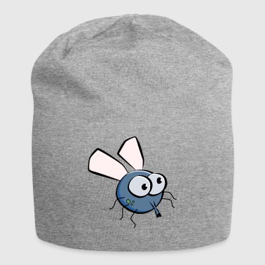 Annoying fly - Jersey Beanie