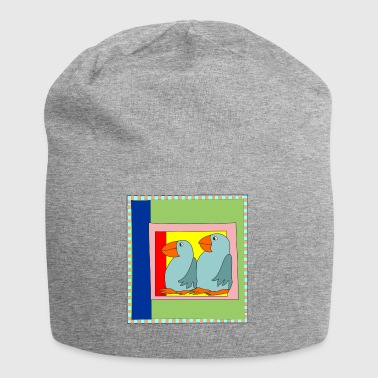 Colorart1 - Jersey-Beanie