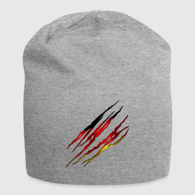Germany Slit open 001 - Jersey Beanie