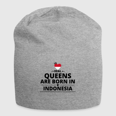 QUEENS regalo di amore DA INDONESIA - Beanie in jersey
