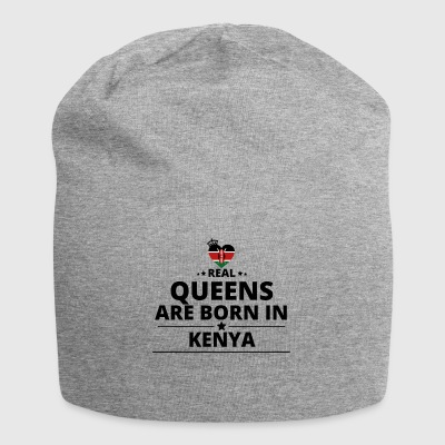 GIFT QUEENS LOVE FROM KENYA - Jersey Beanie
