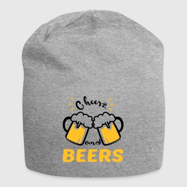cheers and beers - Jersey Beanie