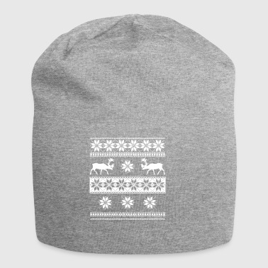 norsk pullover - Jersey-Beanie