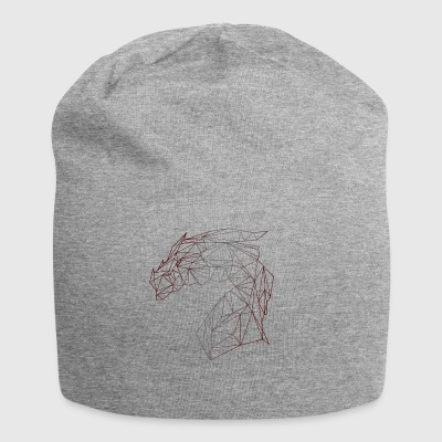 DRAGON POLYGON - Jersey-Beanie