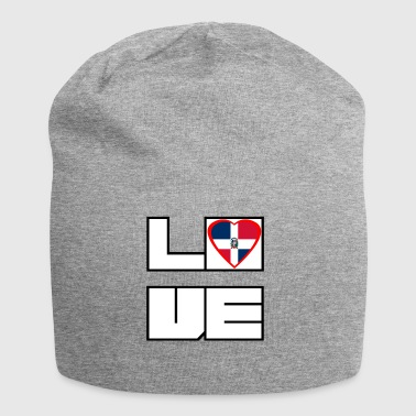 Love Land Roots Dominican Republic - Jersey Beanie