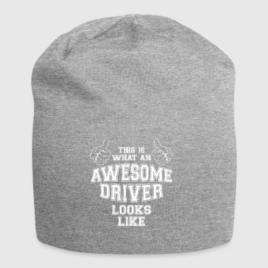 This is what an Awesome Driver Looks Like Gifts - Jersey Beanie