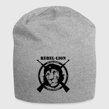 Rebel Lion Fighting - Bonnet en jersey