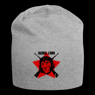 Rebel Lion - Jersey-Beanie