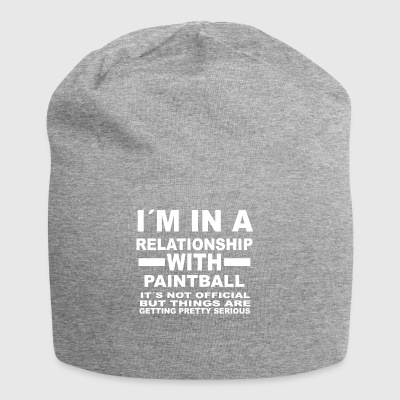 Relationship with PAINTBALL - Jersey Beanie