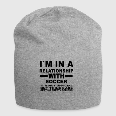 Relationship with SOCCER - Jersey Beanie