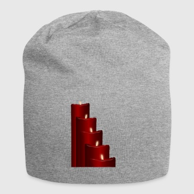 Advent candles - Jersey Beanie