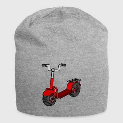 Kick scooter - Jersey-beanie