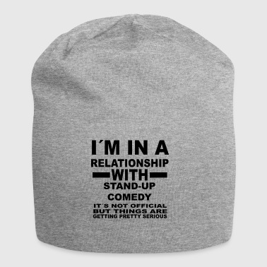 relationship with STAND UP COMEDY - Jersey Beanie