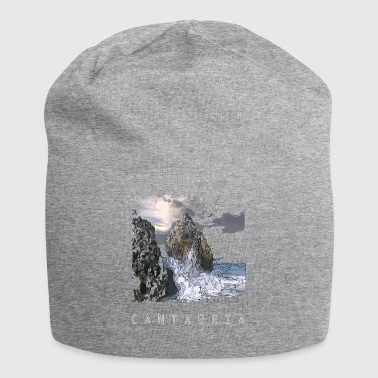 cantabria Meer - Jersey-Beanie
