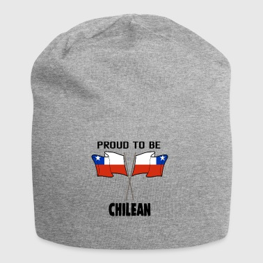 Proud to be land heimat Chile - Jersey-Beanie