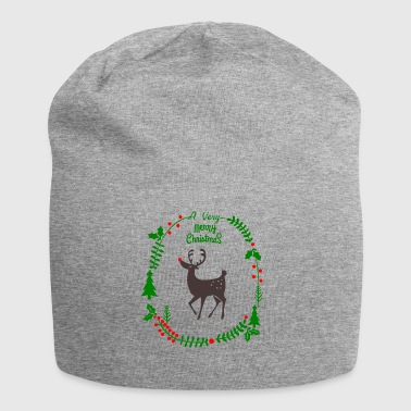 A very Merry Christmas - Jersey Beanie