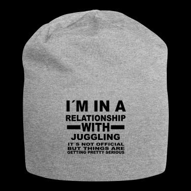 relationship with JUGGLING - Jersey Beanie