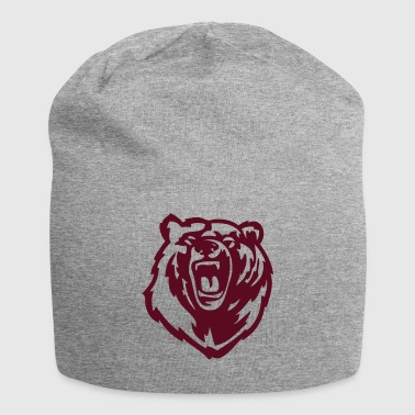 Grizzly Bear - Beanie in jersey