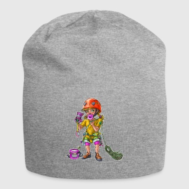 Baby Climber Child 00 - Beanie in jersey