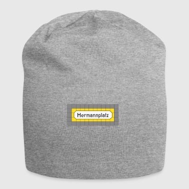Hermannplatz - Beanie in jersey