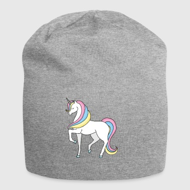 Unicorn - Bonnet en jersey