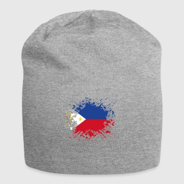 home country roots wurzeln love Philippinen png - Jersey-Beanie