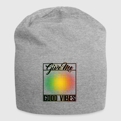 Give Me Good Vibes - Bonnet en jersey