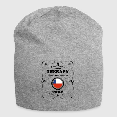 DON T NEED THERAPIE GO CHILE - Jersey-Beanie
