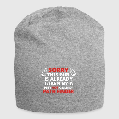 GIFT SORRY THIS GIRL TAKEN PATH FINDER - Jersey-Beanie