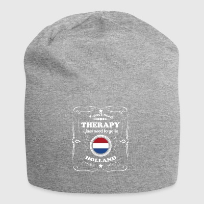 DON T NEED THERAPY WANT GO HOLLAND - Jersey Beanie