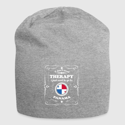 DON T NEED THERAPIE WANT GO PANAMA - Jersey-Beanie